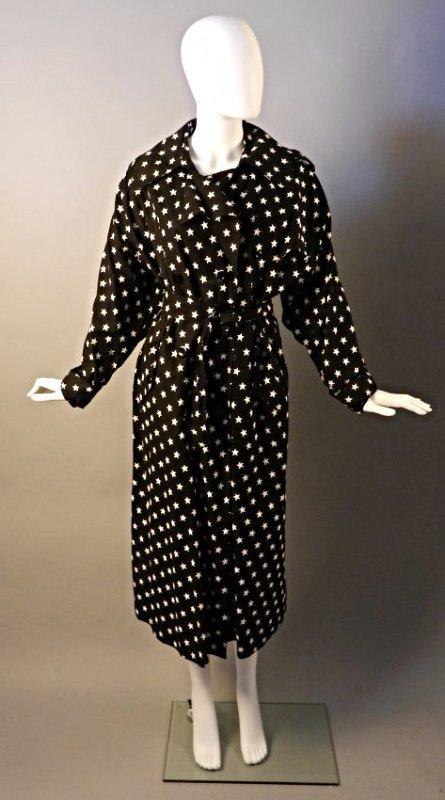 Vintage Fendi Belted Trench Coat