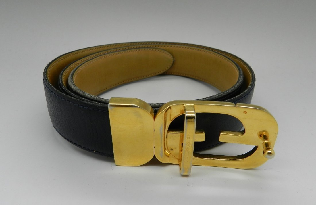 Vinage Womans Gucci Belt
