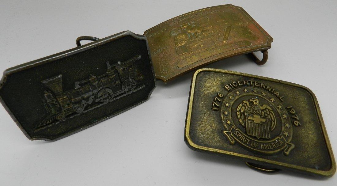 Tiffany & Co Vintage Belt Buckles