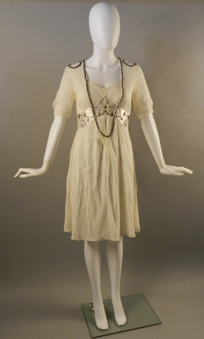 Cavalli Silk Dress