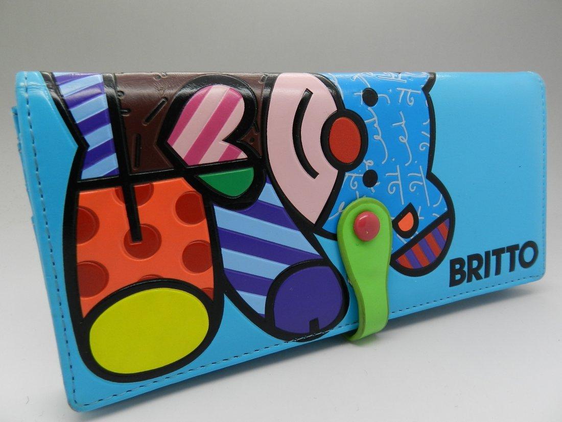 Romero Britto Wallet