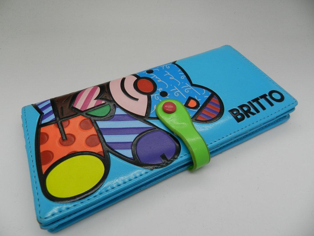 Romero Britto Wallet - 2