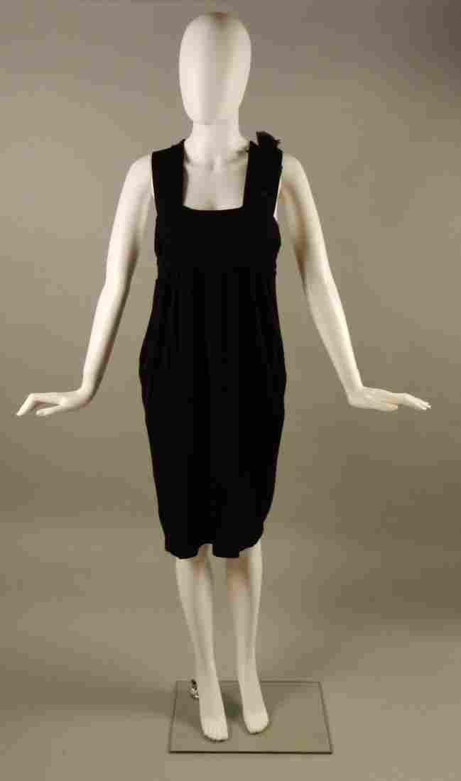 Vera Wang Black Dress