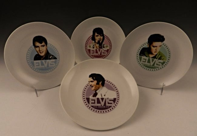Elvis Presley Collector Plates