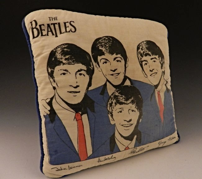 1964 Beatles Pillow