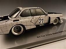 Vintage Frank Stella Museum BMW Car
