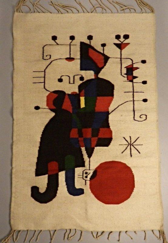 Joan Miro Tapestry