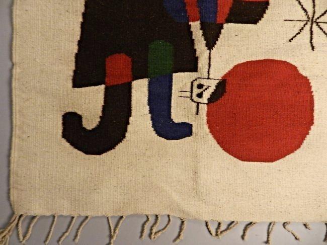Joan Miro Tapestry - 2