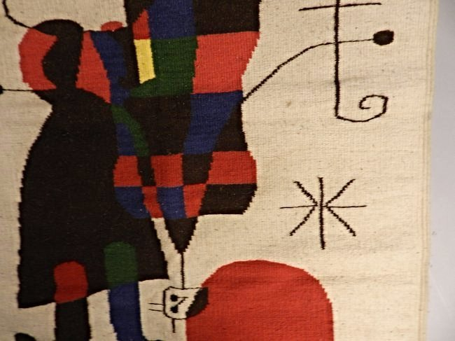 Joan Miro Tapestry - 3