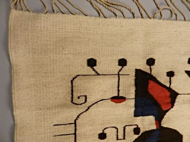 Joan Miro Tapestry - 4