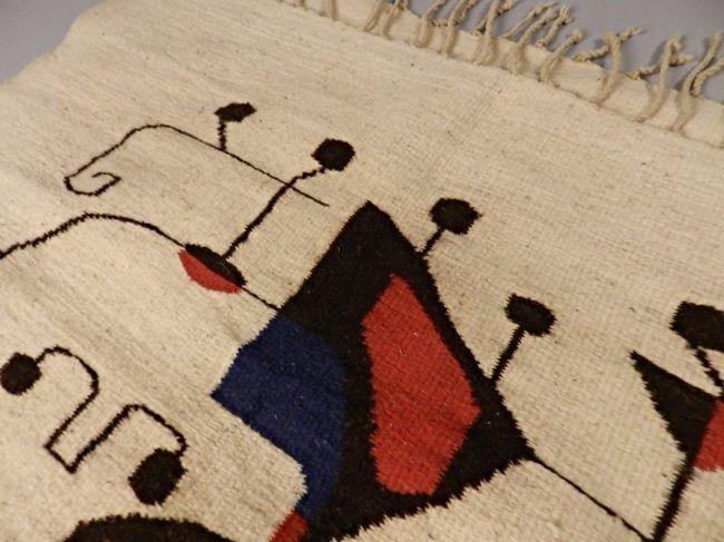 Joan Miro Tapestry - 5