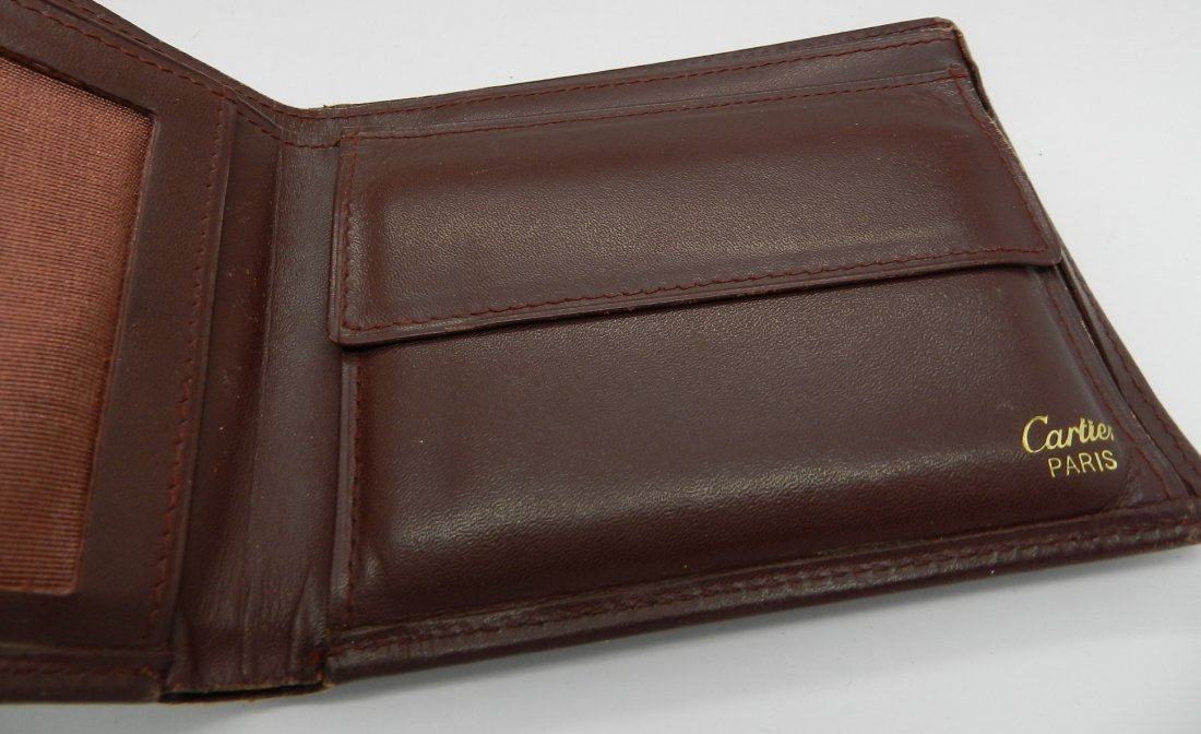 Cartier Leather Wallet - 3