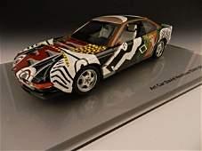 David Hockney Museum BMW Car