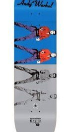 After Andy Warhol Skateboard Deck - 3