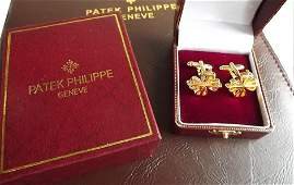 Patek Philippe Cufflinks