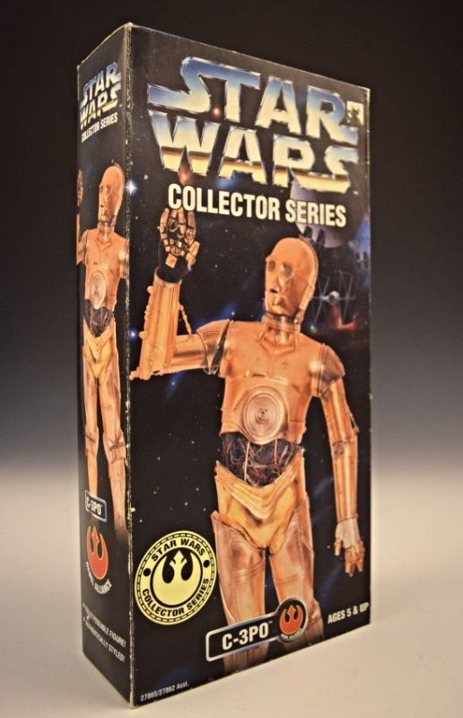 Vintage Star Wars C-3PO Figure