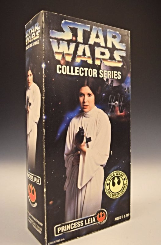 Vintage Star Wars Princess Leia Figure