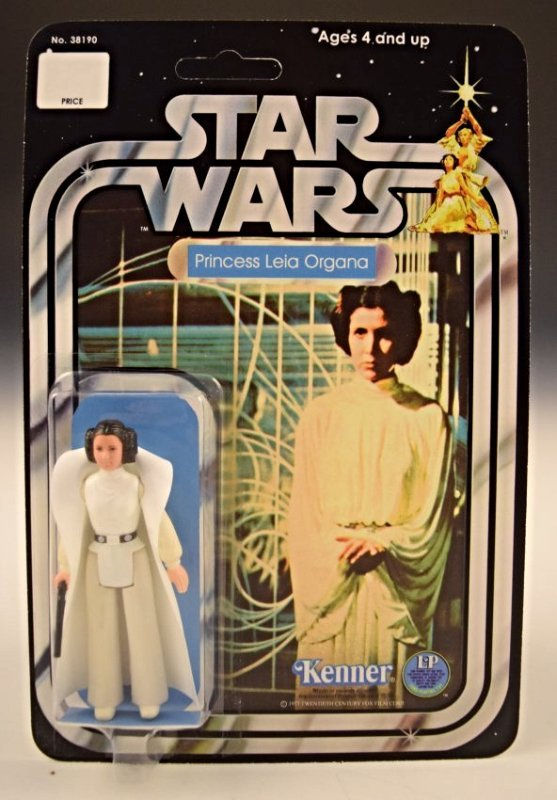 1977 Star Wars Kenner, Princess Leia
