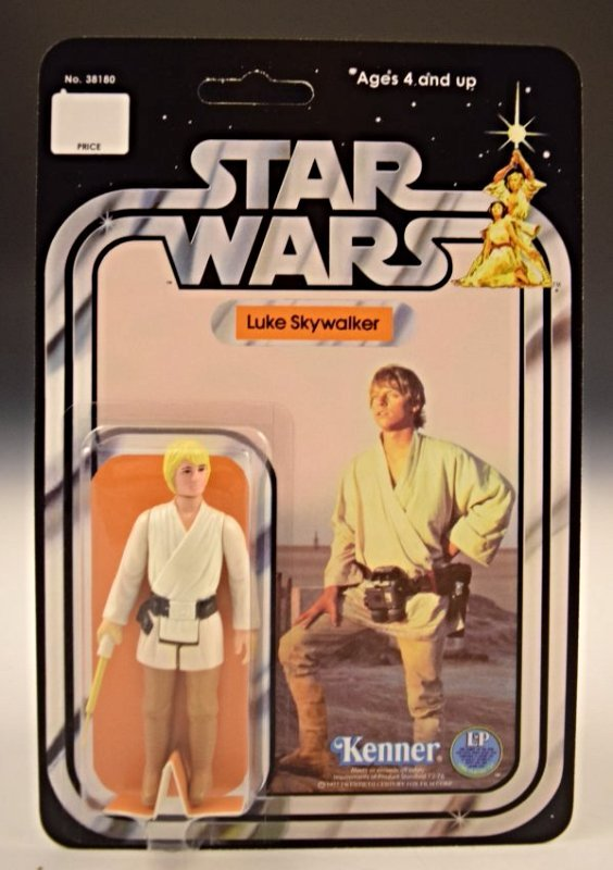 1977 Star Wars Kenner, Luke Skywalker