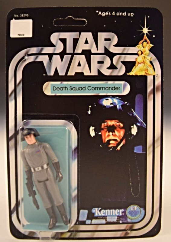 1977 Star Wars Kenner, Death Squad Commander