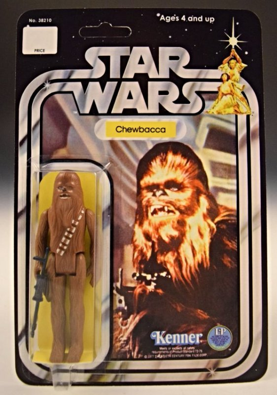 1977 Star Wars Kenner, Chewbacca
