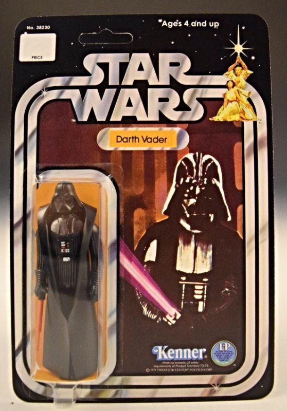 1977 Star Wars Kenner, Darth Vader