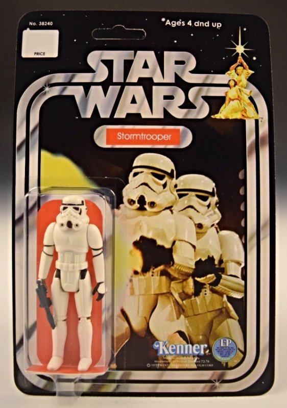 1977 Star Wars Kenner, Stormtrooper