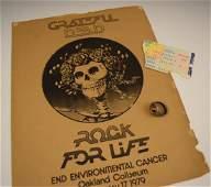 Grateful Dead Memorabilia