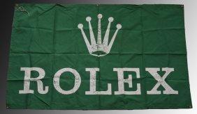 Vintage 1970 Rolex Banner