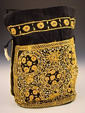 Jimi Hendrix's Personal Carrying Bag