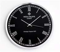 Patek Philippe Showroom Dealer Clock
