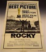 Rocky Original Movie Poster