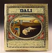 Salvador Dali Signed Book w/Drawing