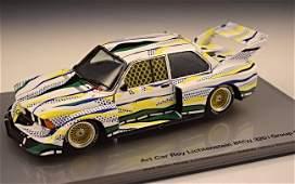 Roy Lichtenstein Art Car