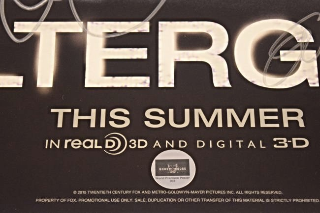 Poltergeist Cast Signed Premiere Movie Poster - 3