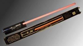 Darth Vader Master Replica Lightsaber