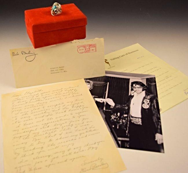 Elvis Presley's Personal Ring