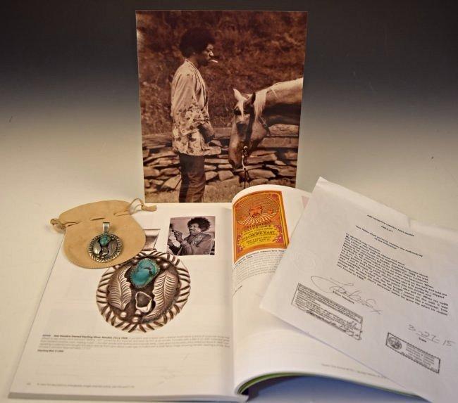 Jimi Hendrix's Personal Amulet