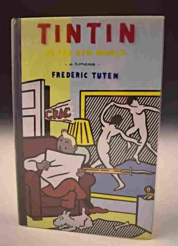 Roy Lichtenstein Signed Book