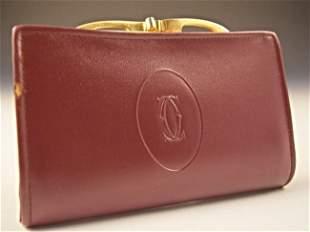 Vintage Cartier Clutch
