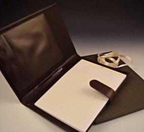 Patek Philippe Notepad & Pen Set