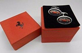 Ferrari Cufflinks
