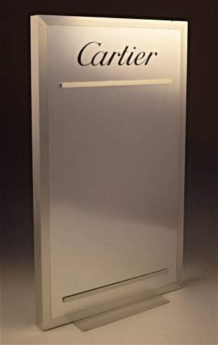 Cartier Display