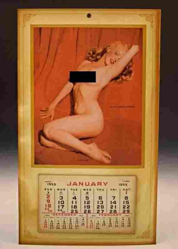 Marilyn Monroe Calendar