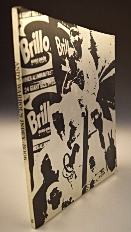 Andy Warhol 1967 Index Pop Up Book