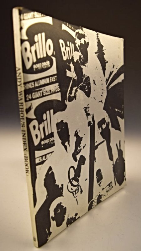 Andy Warhol 1967 Index Pop Up Book