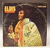Elvis Presley Signed LP