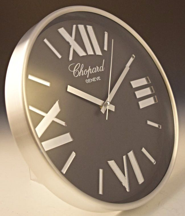 Chopard Happy Sport Dealer Clock