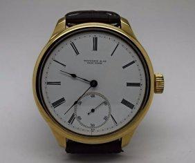 Patek Philippe Tiffany & Co Watch