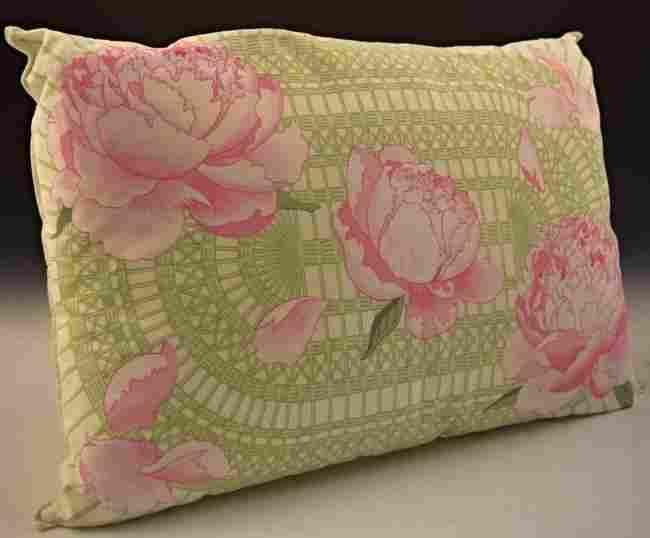 Vintage Hermes Pillow
